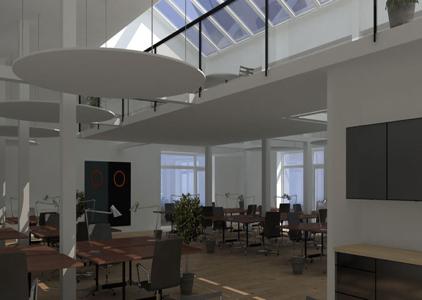 Sanierung Bürogebäude Herevej – Kopenhagen