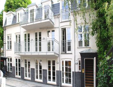 Sanierung Bürogebäude Danasvej – Kopemhagen