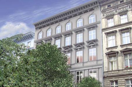 Sanierung Tempelherrenstr. 3 – Berlin