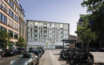 Wohn- und Geschäftshaus Hausvogteiplatz 14 – Berlin