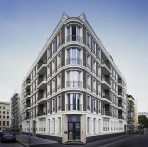 Neuinstallation Kleine Jäger Str. 11 – Berlin